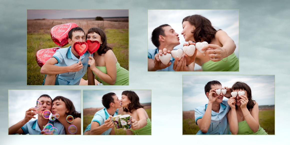 Сценарии для love storyсессии